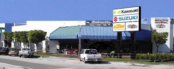 South Florida Kawasaki Suzuki Motorcycle Atv Jet Ski Dealer Palmetto